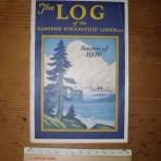 Eastern Steamship Lines 1926 log booklet