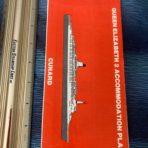 Cunard Line: QE2 Red Deck Plan