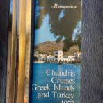 Chandris: SS Romantica Greek Islands and Turkey 1972