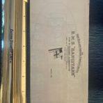 New Zeeland Shipping: Rangitane Tissue Deck Plan