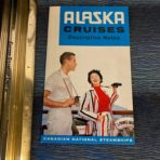 Canadian National: Alaska Cruises Booklet