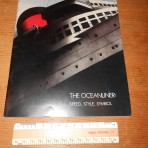 Ocean Liner: Speed Style Symbol Cooper Hewitt Museum exhibition catalogue.