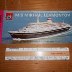 Baltic Shipping Company: Mikhail Lermontov Deckplan