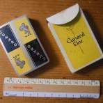 Cunard Line: Post WW2 Sealed deck of cards