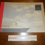 Cunard Line: QM2 Introduction Brochure