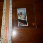 Cunard line: Queen Mary Mars collector card: Bridge