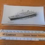 HAL: SS Statendam Souvenir Pin Dish