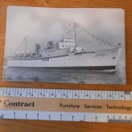 Silver Star Cruises: SS Silver Star Post Card