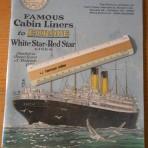 Titanic Commutator: Olympic resturant Millennium Issue 2000