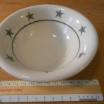 United States Lines: SSUS or America Mayer Soup/Cereal Bowls Restocked