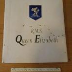 Cunard Line: Queen Elizabeth Voyage Portfolio.