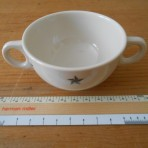 United States Lines: Greystar Double Handled Bullion Cup; Restocked