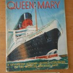 Cunard Line: Queen Mary Pictorial