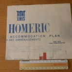 Home Lines: Homeric Heavy Tissue Deckplan