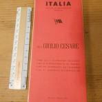 Italian Line: Giulio Cesare Deckplan 1964