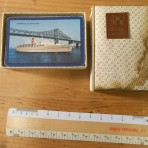 Canadian Pacific: Empress of England Playing cards and case