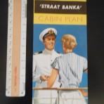 Royal Interocean Lines: Straat Banka Deckplans plus
