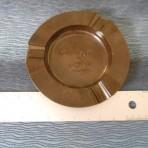 Cunard Line: Brown Bakelite Ashtray