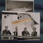 Home Lines: 3 early Oceanic publicity photos