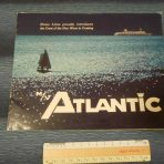 Home Lines: SS Atlantic Premier and Intro Brochure