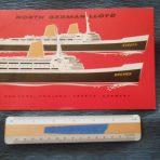 NDL: 60's Europa and Bremen Brochure