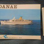 Costa Line: MS Danae Ultimate Brochure