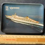 Home Lines: Oceanic Portrait Tip Tray
