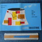 Lloyd Triestino: Victoria and Asia Interiors Brochure