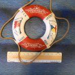 P&O Orient: Chusan Souvenir Lifesaver