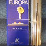 NDL: MINY MS Europa Blue Deck Plan