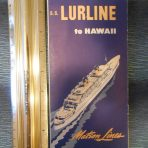 Matson Line: Lurline Blue Room Plan