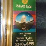 Carnival Cruises: Early Mardi Gras Golden Fleet DP Brochure
