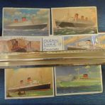 Cunard Reprint Postcards