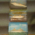 Home Lines: Set of 3 Melamine Souvenir Trays