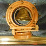 Cunard Line: Queen Elizabeth Souvenir Dinner Bell