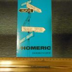 Home Lines: Homeric Onboard Directory.