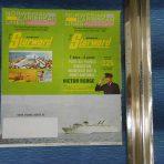 Norwegian Caribbean Line: MS Starward Foldout Brochure DP 1971