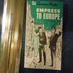 Canadian Pacific: Empress to Europe Tiny folder
