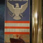 United States Lines: SS America Tourist Class Deck Plans