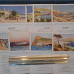 WSL : Adriatic 8 Shore Excursion Sheets.