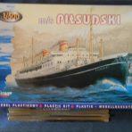 Polish Ocean/ Gydina America Line: MS Pilsudski Model
