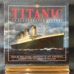 White Star Line: Titanic Illustrated Hardcover