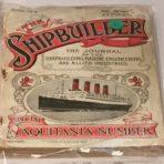 Cunard Line: Aquitania Shipbuilder 1914