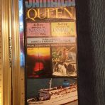Continental Cruise lines: Jamaica Queen fold out