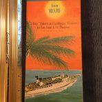 Naviera De Cruceros: MV Izarra Folder -Deck Plan