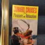 Cunard Line: Cunard Cruises Flyer