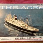 American Export: The Aces Primo Brochure