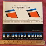 United States Lines: SSUS 1984 Guernsey's Auction Catalogue of her Contents