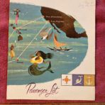 Matson Line: 1962 Monterey Passenger List