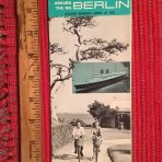 NDL: MS Berlin 5 day Cruise to Bermuda Brochure-Plans